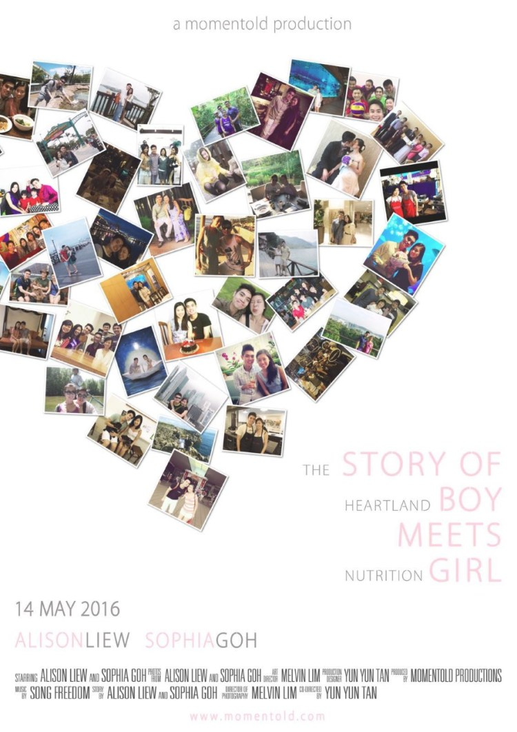 Heartland Boy Marriage Poster