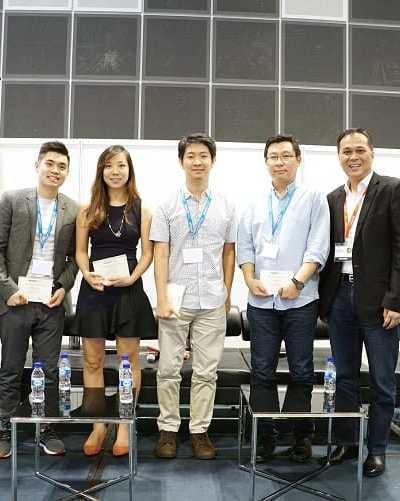 Heartland Boy Featured At Invest Fair 2017 Singapore