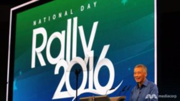 National Day Rally 2016