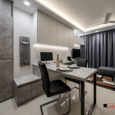 My HDB BTO renovation experience with an interior design company