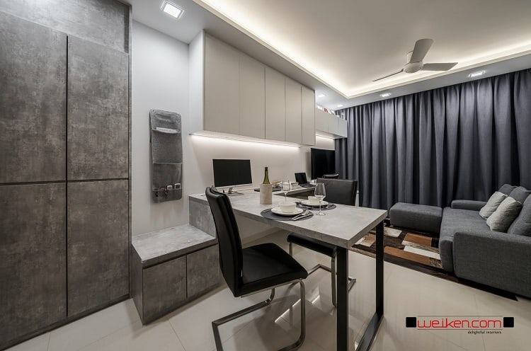 My Hdb Bto Renovation Experience With An Interior Design Company Heartland Boy