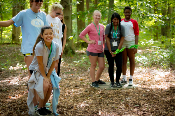 Local Business on Heartland's Team Challenge Course Activities