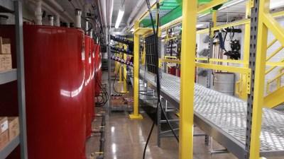 Lubrication & Storage