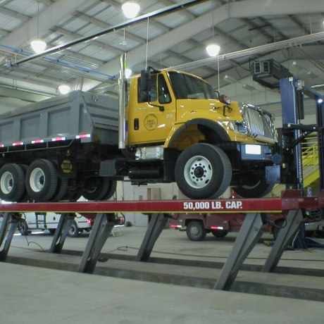 Rotary Heavy Duty Lift