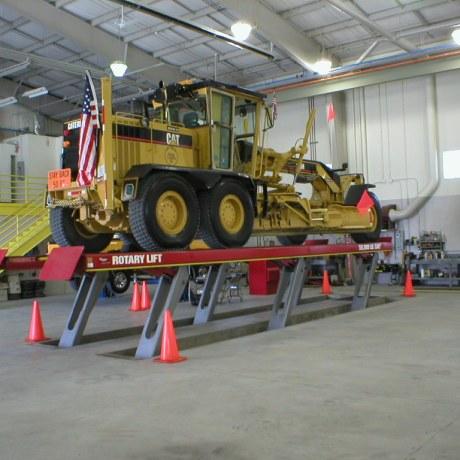 Rotary Heavy Duty Lift