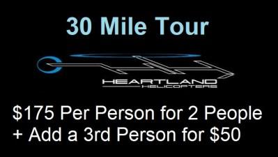 30 Mile Tour Badge B