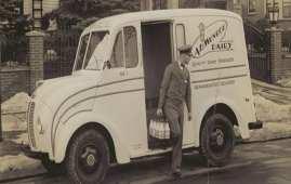 A.B. Munroe milk man