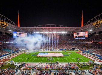 Super Bowl Miami betting odds
