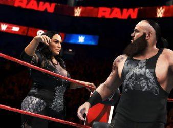 WWE 2K20 WWE 2K21