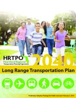 HRTPO LRTP DRAFT Cover