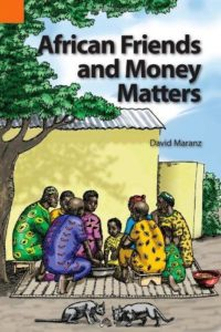 African Friends and Money Matters Book Cover Image
