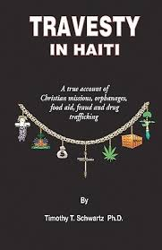 Travesty in Haiti Book Cover Image