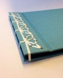 handbound photo album