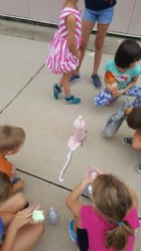 Parking Lot Science: Elephant Toothpaste