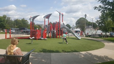 Games in the Park