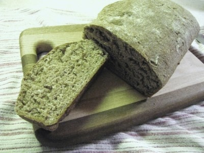 Fluffy Whole Wheat Honey Bread