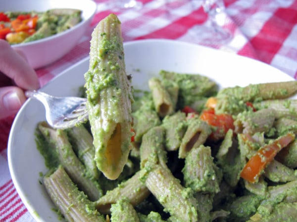 Vegan Vegetable Pesto