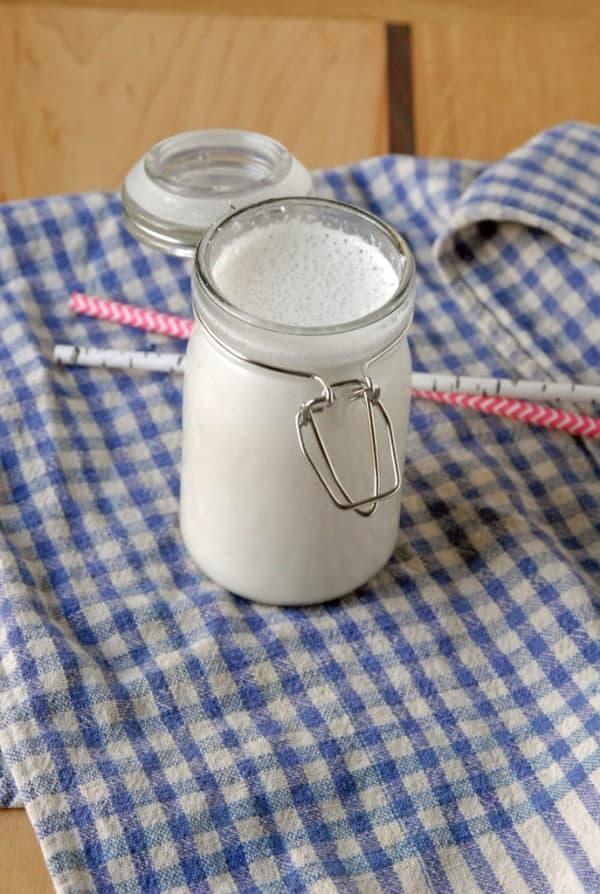Homemade Non-Dairy Milk {Oat, Pistachio & Cashew}