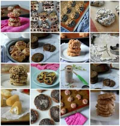 Vegan Holiday Baking Roundup // heartofabaker.com