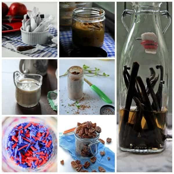 Last Minute Kitchen DIY Gifts