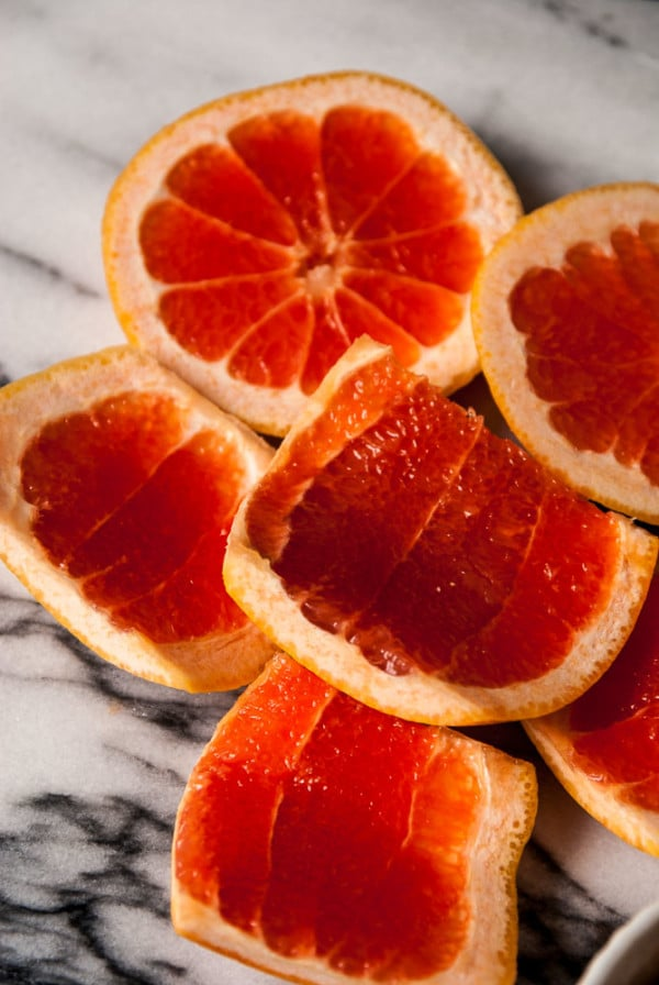 Grapefruit Vegan Creme Brulee//heartofabaker.com