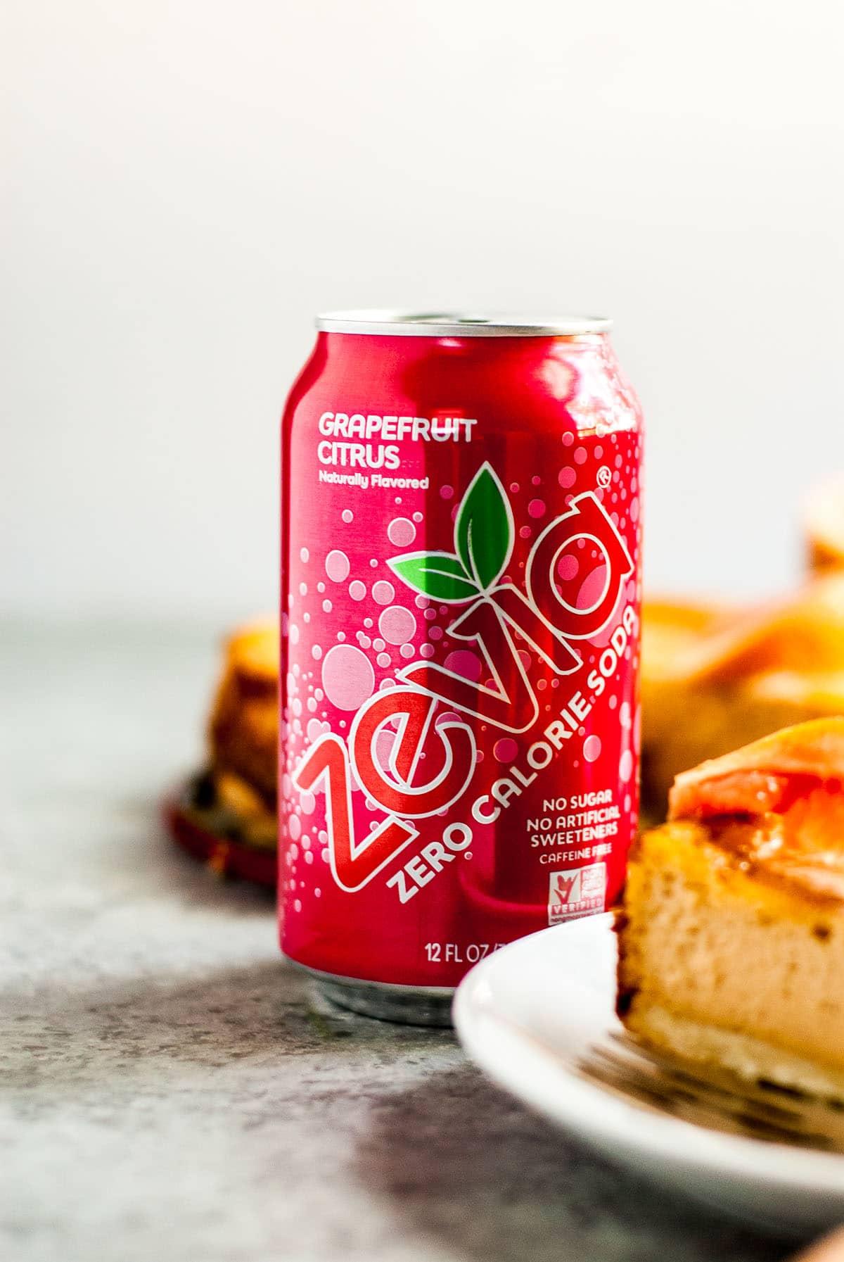 can of grapefruit zevia