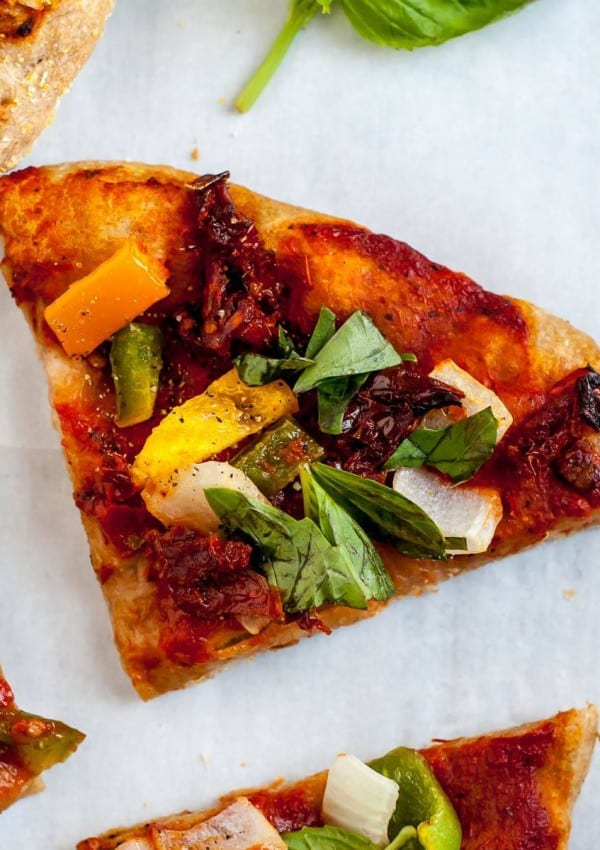 The Best Easy Vegan Pizza Recipe