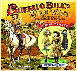 Omohundro, Texas Jack and Buffalo Bill