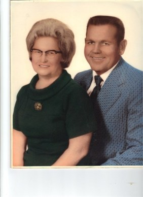 Helen and Henry Holshouser, Max and Brenda 's parents
