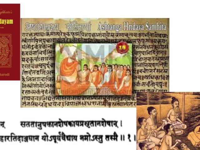 #Ashtanga-hridaya le coeur de l'Ayurveda