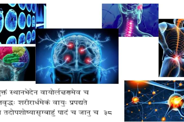 neurologique désordres Ayurveda vata vyadhi