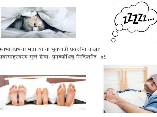 Sommeil Ayurveda dormir nuit