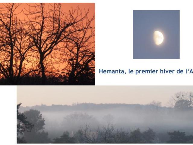 Hemanta premier hiver Ayurveda heartofayurveda