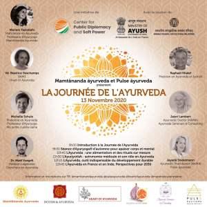 #ayurveda day 2020 #dhanvantari Jayanti France