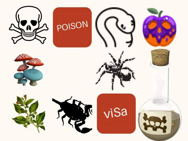 #poisons #ayurvedapoisons #viSa