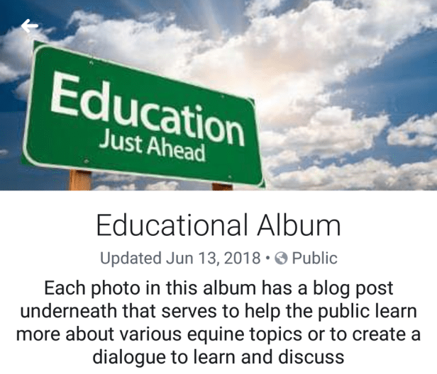 educational album