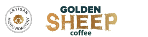 Golden Sheep Coffee logo