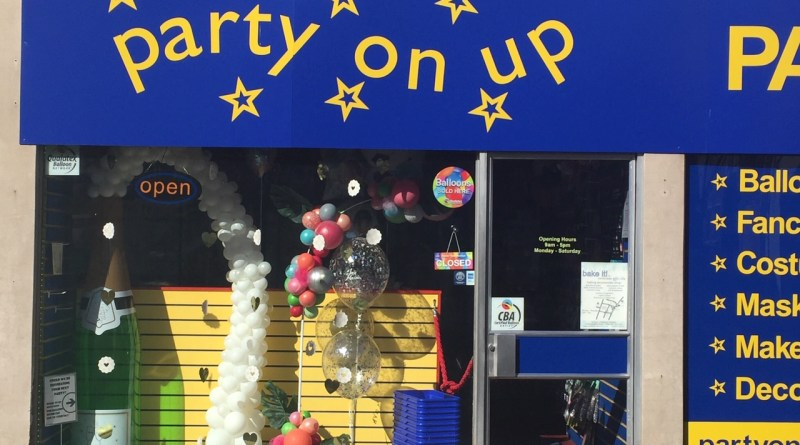 Party On Up