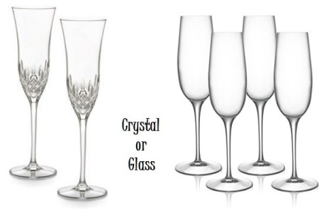 How to Tell if a Piece is Crystal or Glass