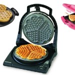 Heart Shaped Waffle Makers