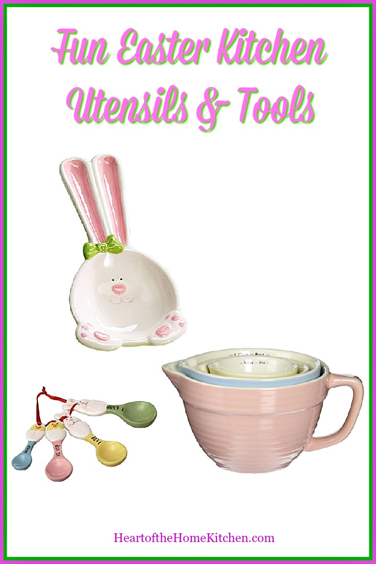 Easter Kitchen Utensils & Tools