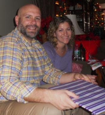 Matt & Susan-great