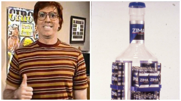 It had a loyal, almost cult-like following and was MadTV's Rusty Miller's drink of choice (if that gives you any idea).