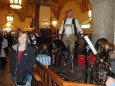 In the Hofbräuhaus! So touristy... No, I did not eat there