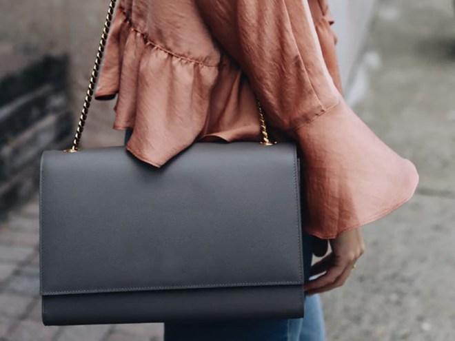 Personnalisation d'un sac à main