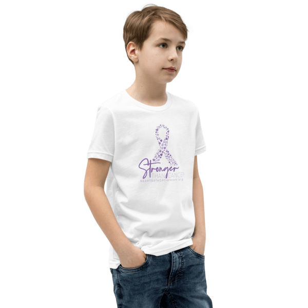 Stronger Than Cancer Shirt Youth