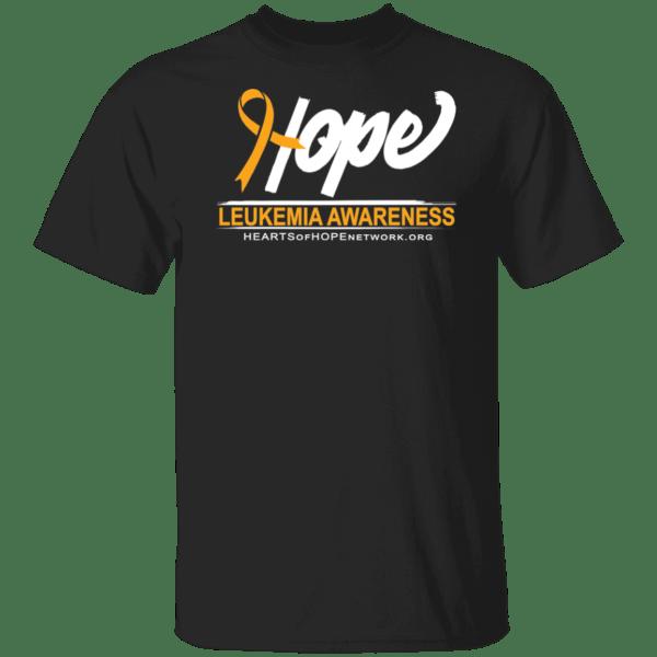 leukemia awareness shirt