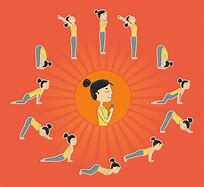 Pumpkin Sun Salutations