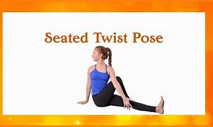 Twist Together – Seated Spinal Twist