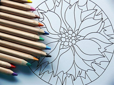 A Circle of Fun – Mandala Activity